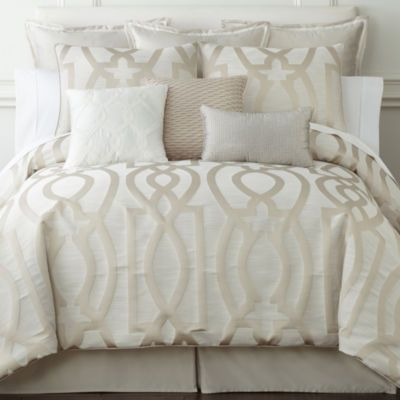 FREE SHIPPING AVAILABLE! Buy Liz Claiborne® Raleigh 4-pc. Comforter Set at JCPe...