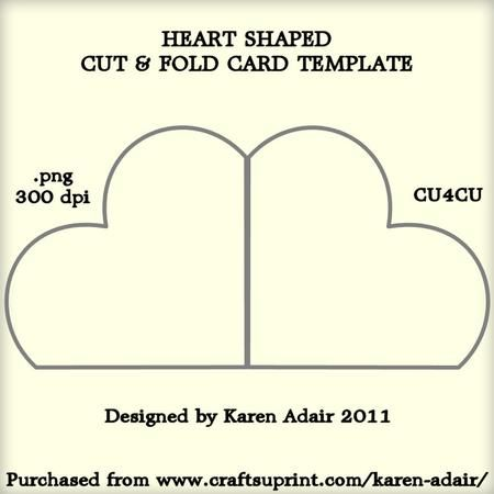 Shape Templates Card Sbook Sketches Shaped Cards Printable