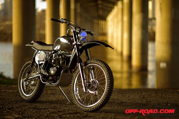 The Most Beautiful Triumph Dirt Bike Ever Built Bike Exif Custom Motorcycles Bike Exif Motorcycle