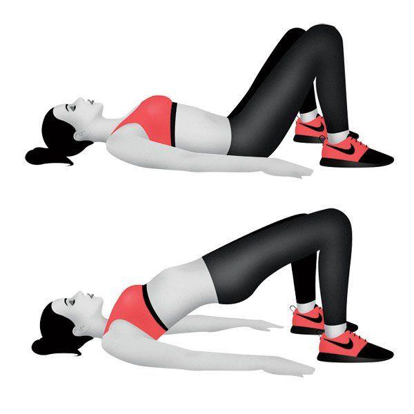 Prone Leg Raise http://www.womenshealthmag.com/fitness/tight-butt?cid=OB-_-MH-_-MAF