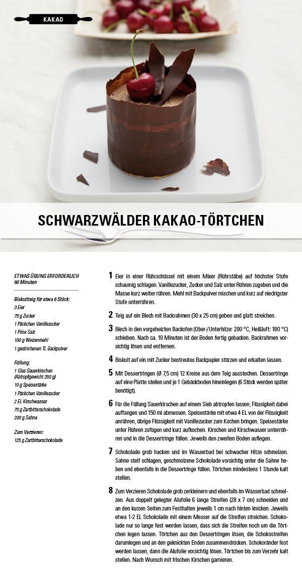 Rezept Schwarzwalder Tortchen Besuche Jetzt Die Gewurzwelt Von Juzo Kompressionsstrumpfe Fur Jeden Geschma Genuss Schwarzwalder Torte Schokolade Herstellung