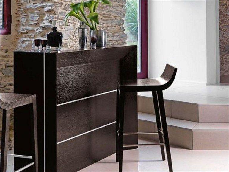 Wooden bar cabinet cocktails collection by gautier france maison meuble bar bar et bar salon - Meuble gautier prix ...