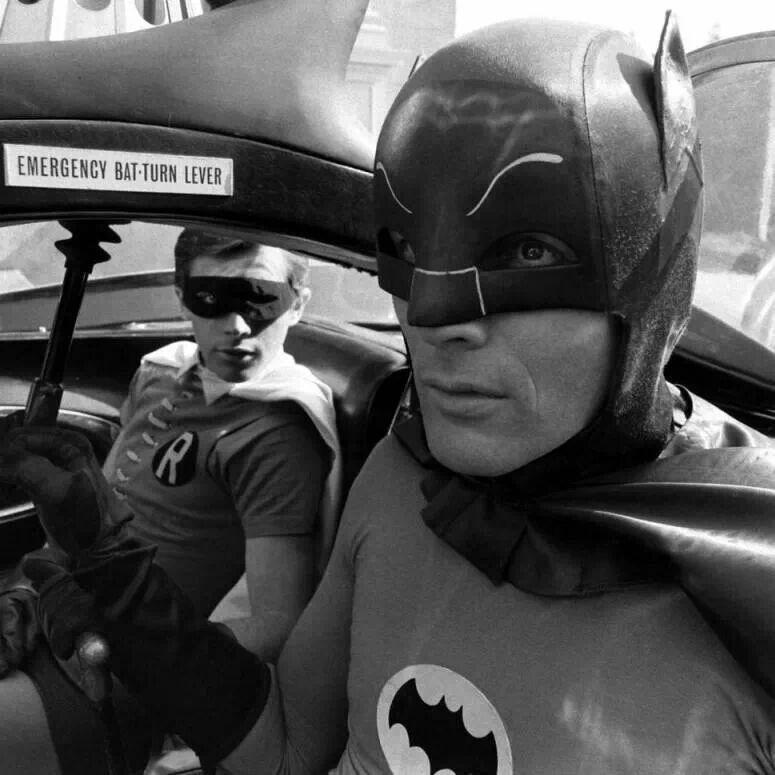 Batman and Robim 1975