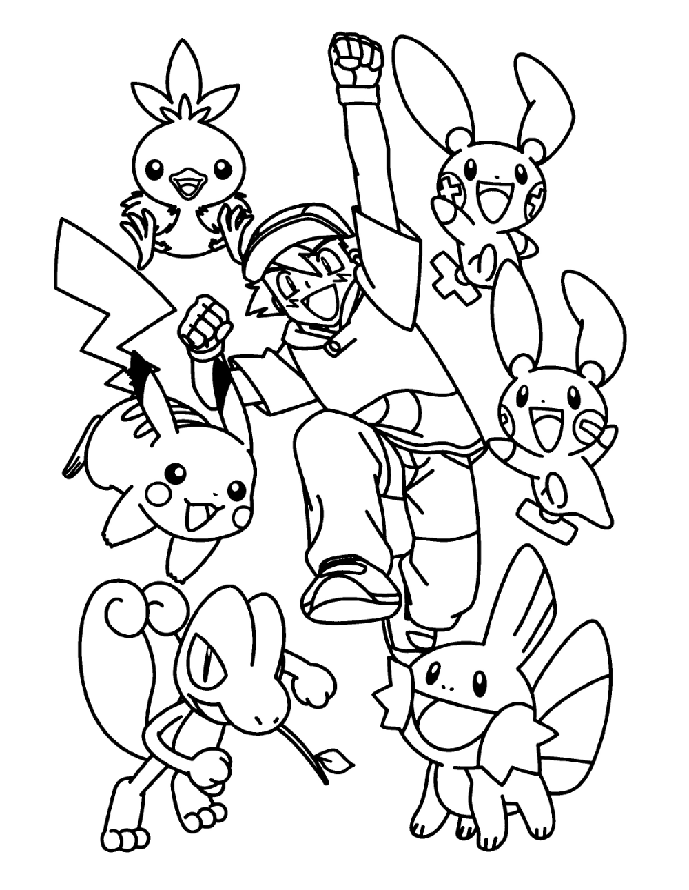Pokemon Coloring Pages Pokemon Coloring Pages Pokemon Coloring Coloring Pages