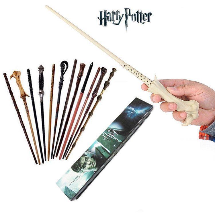 Vova Magiczna Rozdzka W Pudelku Harry Potter Hermiona Dumbledore Voldemort Rozdzka Z Charakterem Potter Tableware Product Description