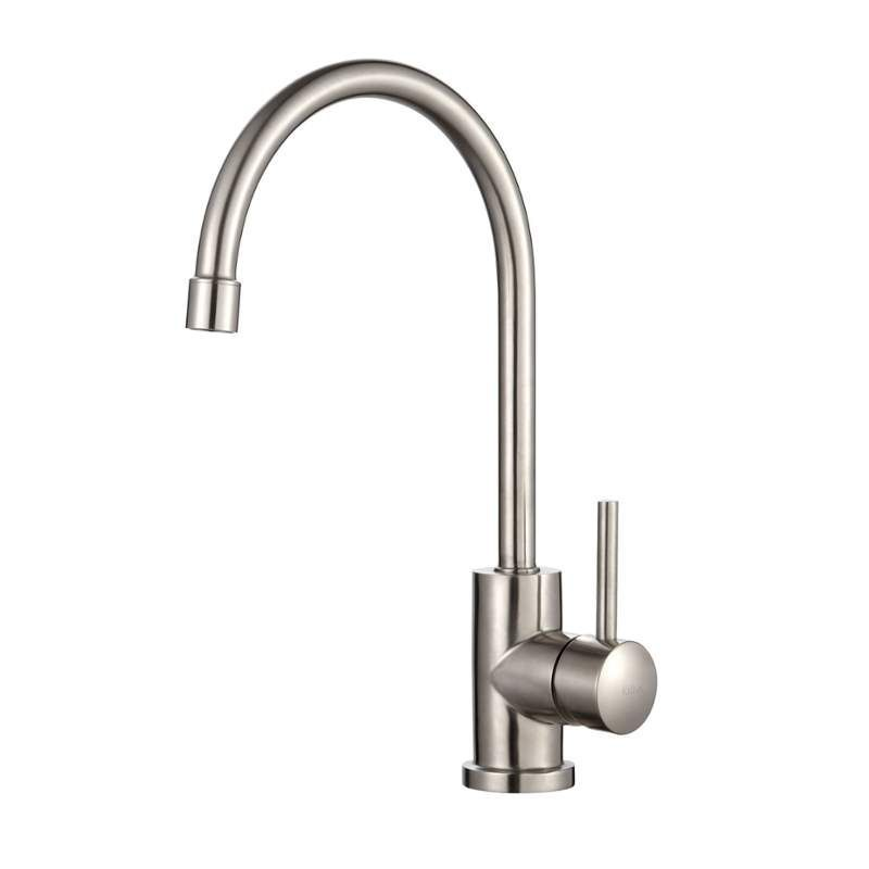 Kraus KPF-2160 Classic Kitchen Faucet Stainless Steel Faucet Kitchen Single Handle