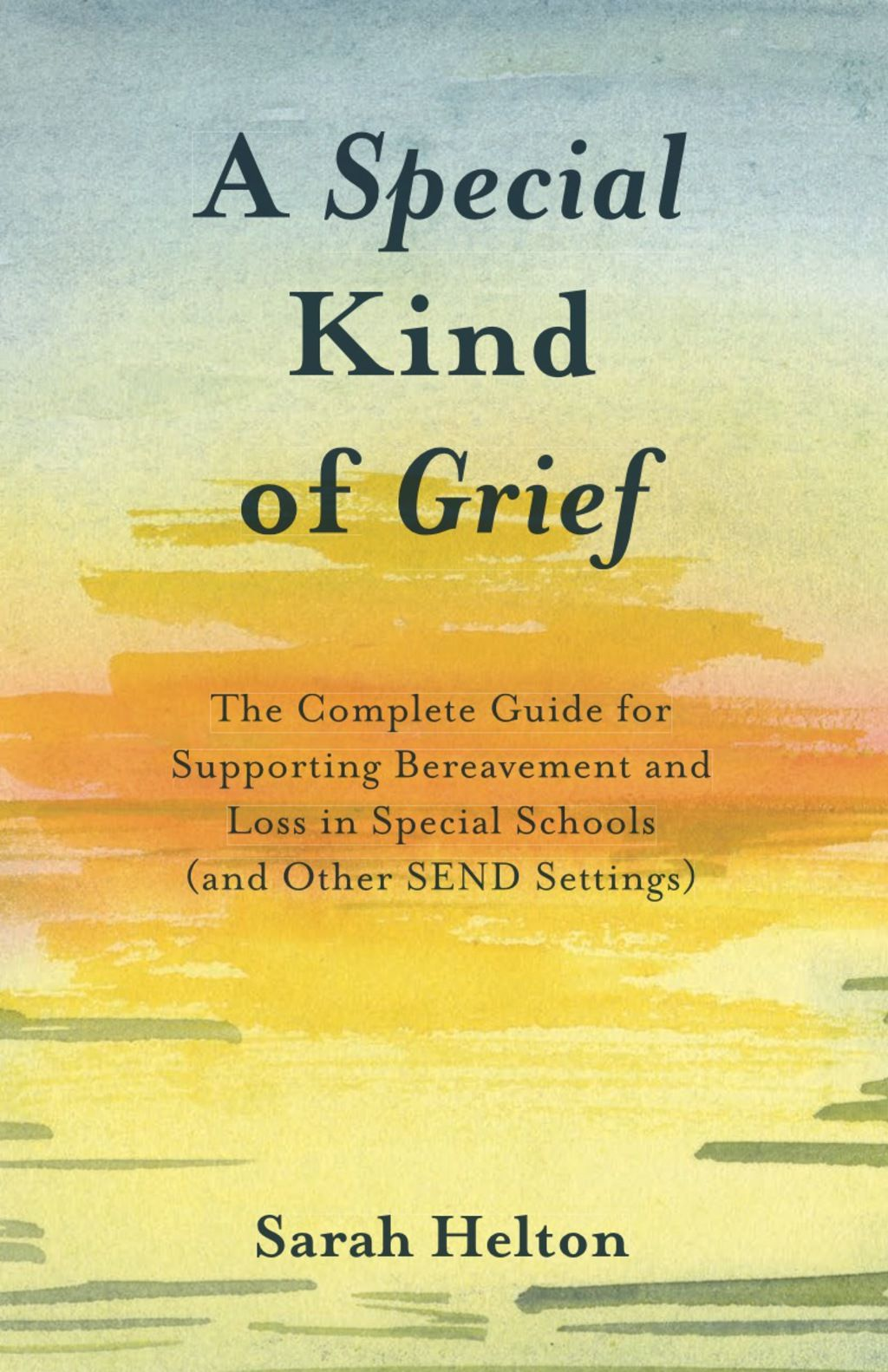 A Special Kind Of Grief Ebook