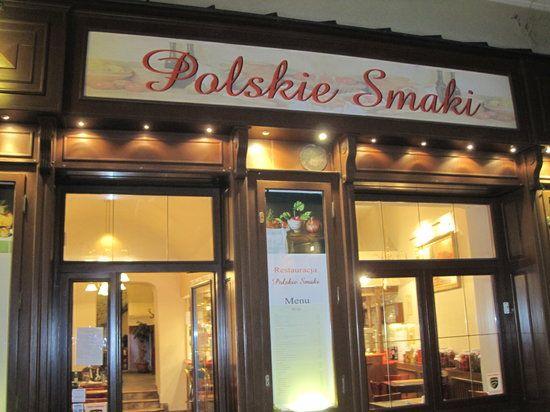 Polskie Smaki Krakow Zobacz Bezstronne Recenzje 314 Na Temat Polskie Smaki Z Ocena 4 Na 5 W Serwisie Tripadvisor Na Pozycji 1 Krakow Trip Advisor Poland