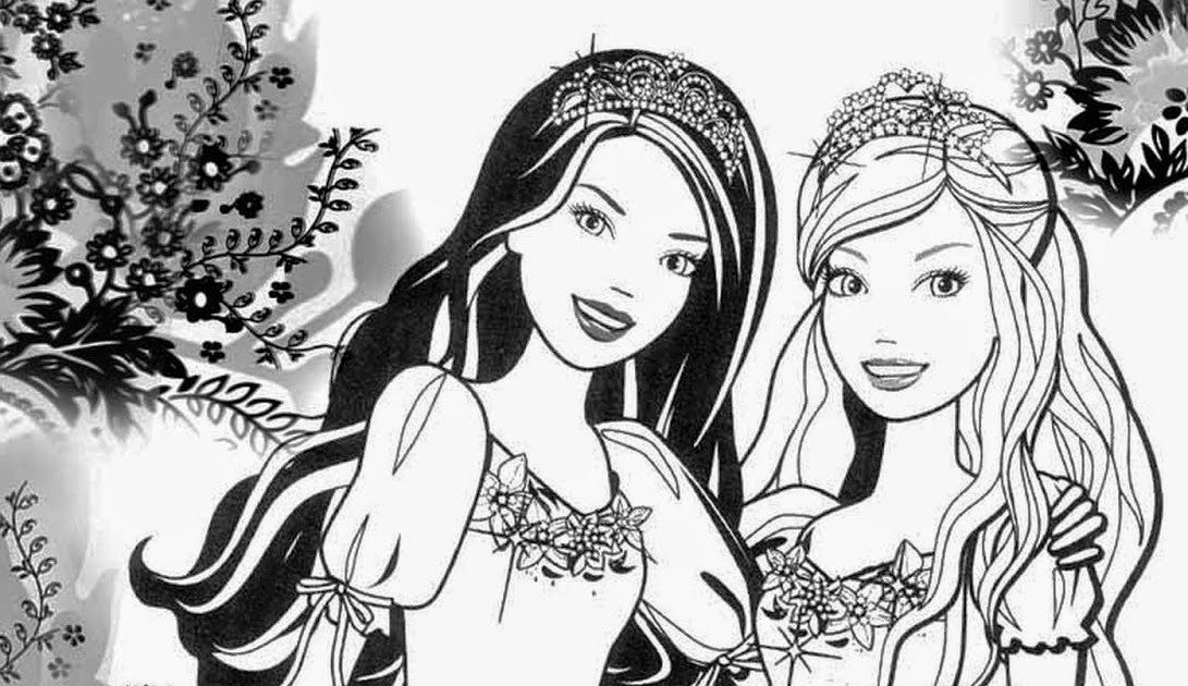 28 Gambar Kartun Muslimah Hitam Putih Keren 23 Gambar