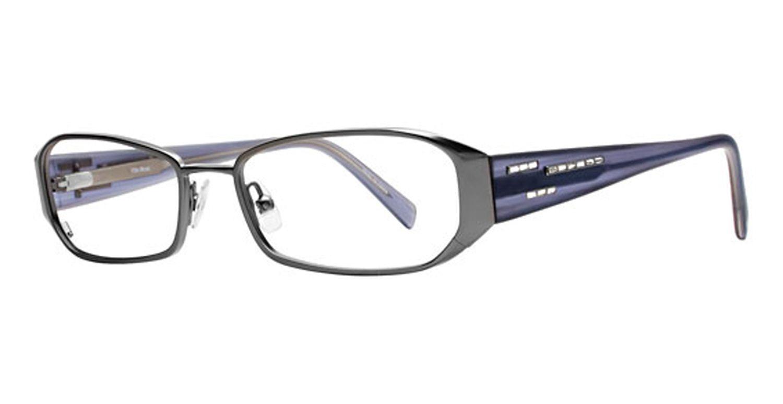 Vera Wang V169 Eyeglasses. These Vera Wang V169 Eyeglasses flatter ...
