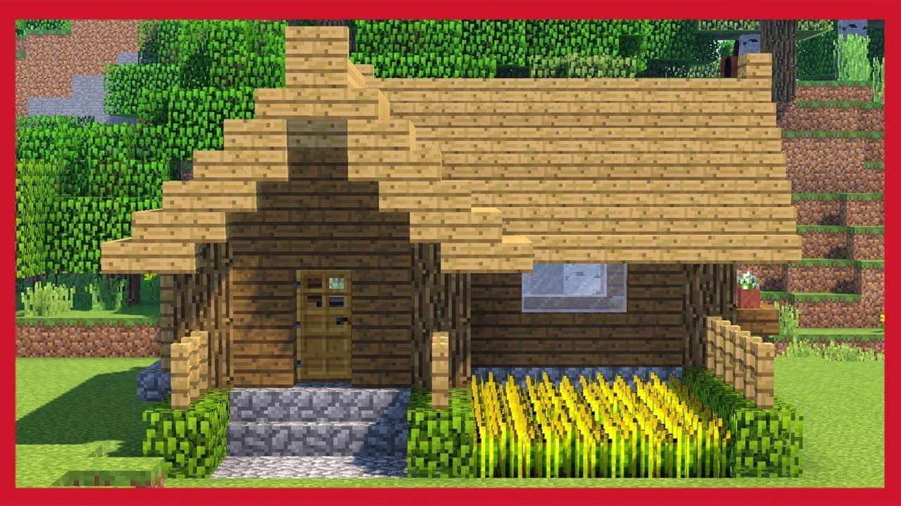 Minecraft come costruire una casa survival YouTube