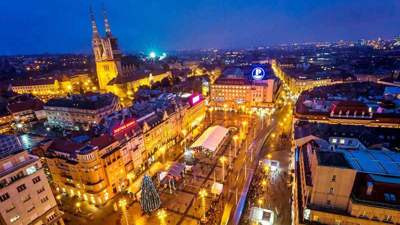 A Kissing Walk In Zagreb Zagreb Croatia Travel Guide Croatia Tourism