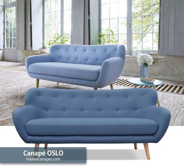 ▷ Canapé Bleu : 20 modèles pour vous inspirer et décorer ...