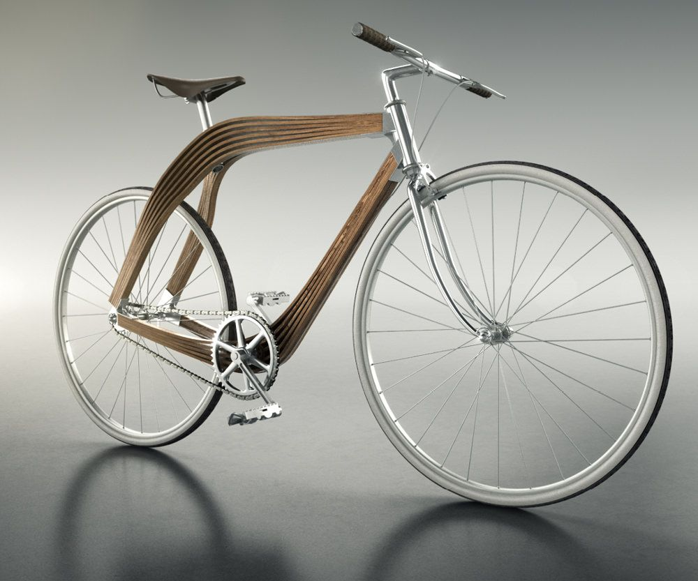 aero bike v lo en bois composite bicycle pinterest v lo bois velo design et bicyclette. Black Bedroom Furniture Sets. Home Design Ideas