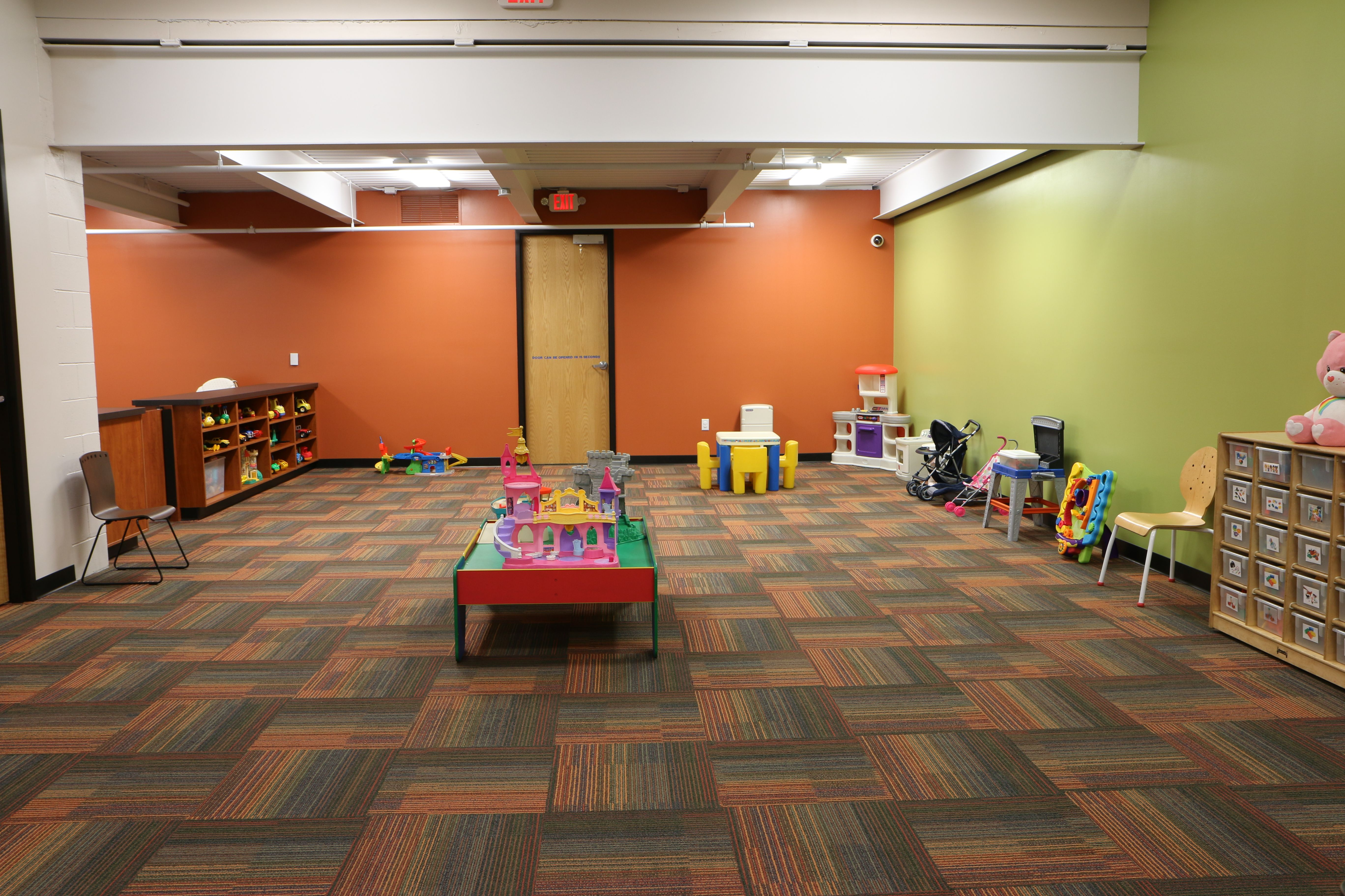 Wisconsin Athletic Club Brookfield Kids' Clubhouse