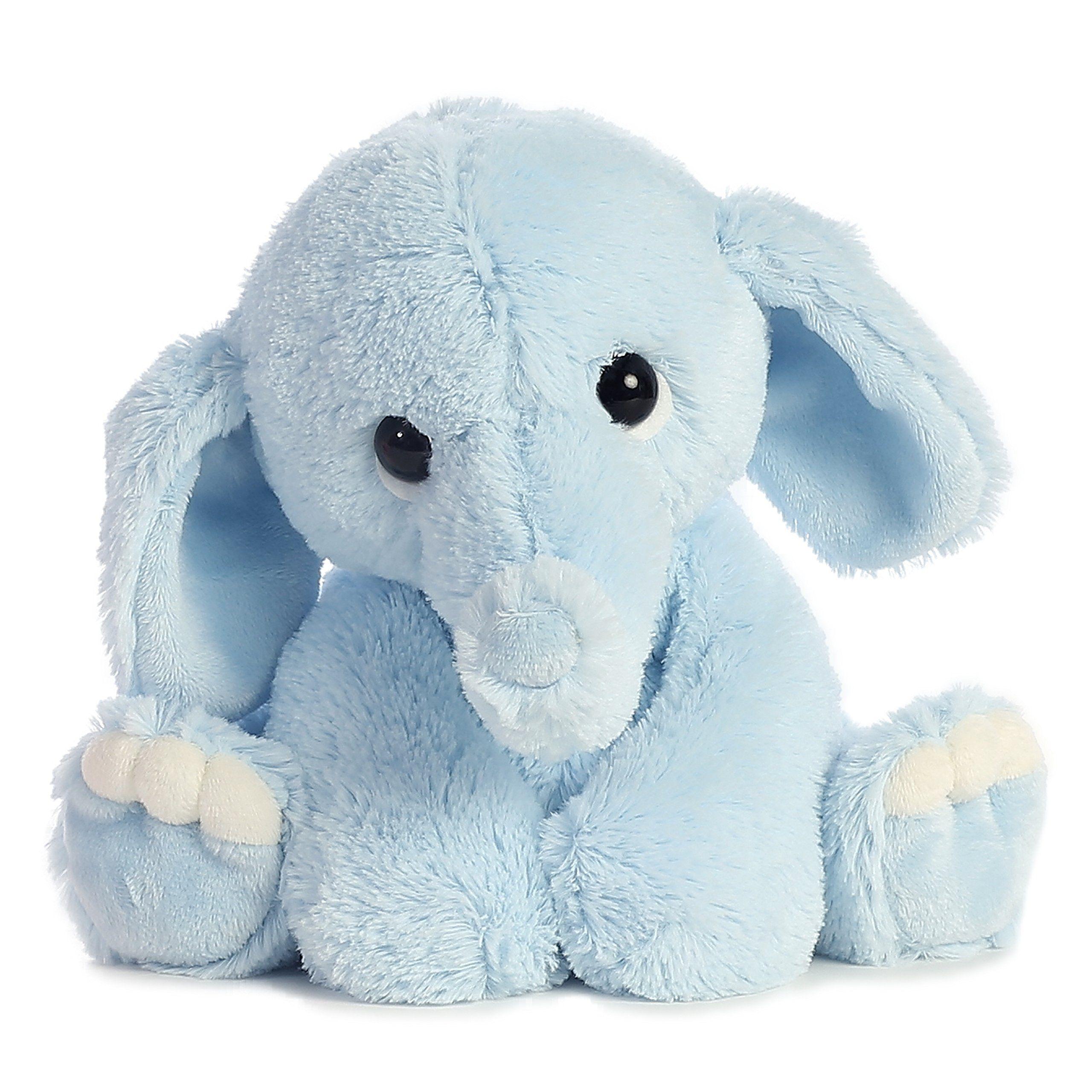 Predownload: Amazon Com Aurora 0 World Lil Benny Phant Blue Plush Toys Games Elephant Stuffed Animal Blue Stuffed Animals Plush Stuffed Animals [ 2560 x 2560 Pixel ]