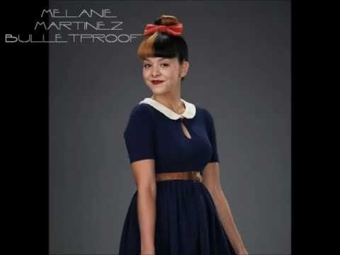 Melanie Martinez - Bulletproof ( The Voice America Season 3) Studio Version