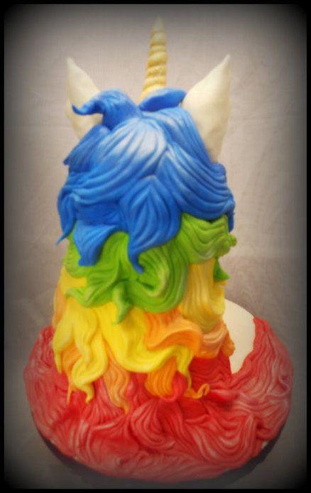 Back of the Starlight cake!