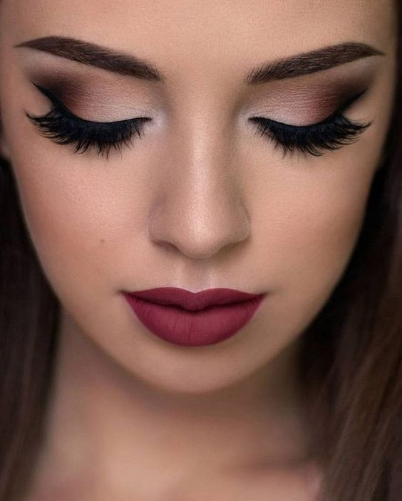 Maquiagem de noiva: 75 Ideais Incríveis pra te Inspirar ...