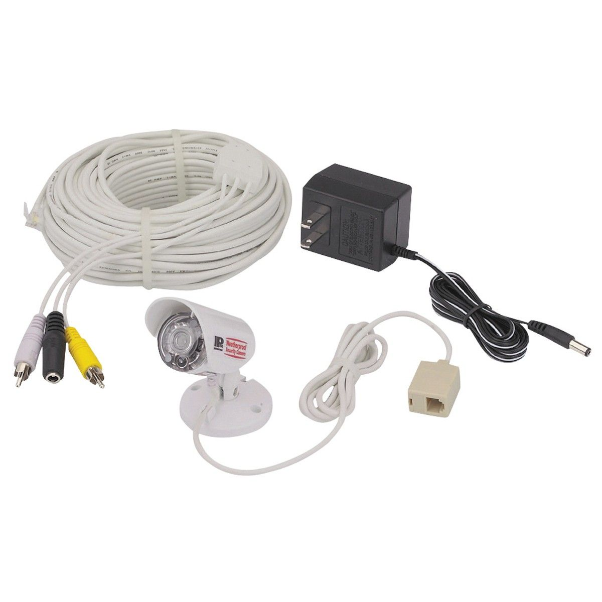 Harbor Freight Security Camera 47546 Wiring-Diagram Are you concerned about  security of your home or office? Well, our selections of Hidden wireless ...