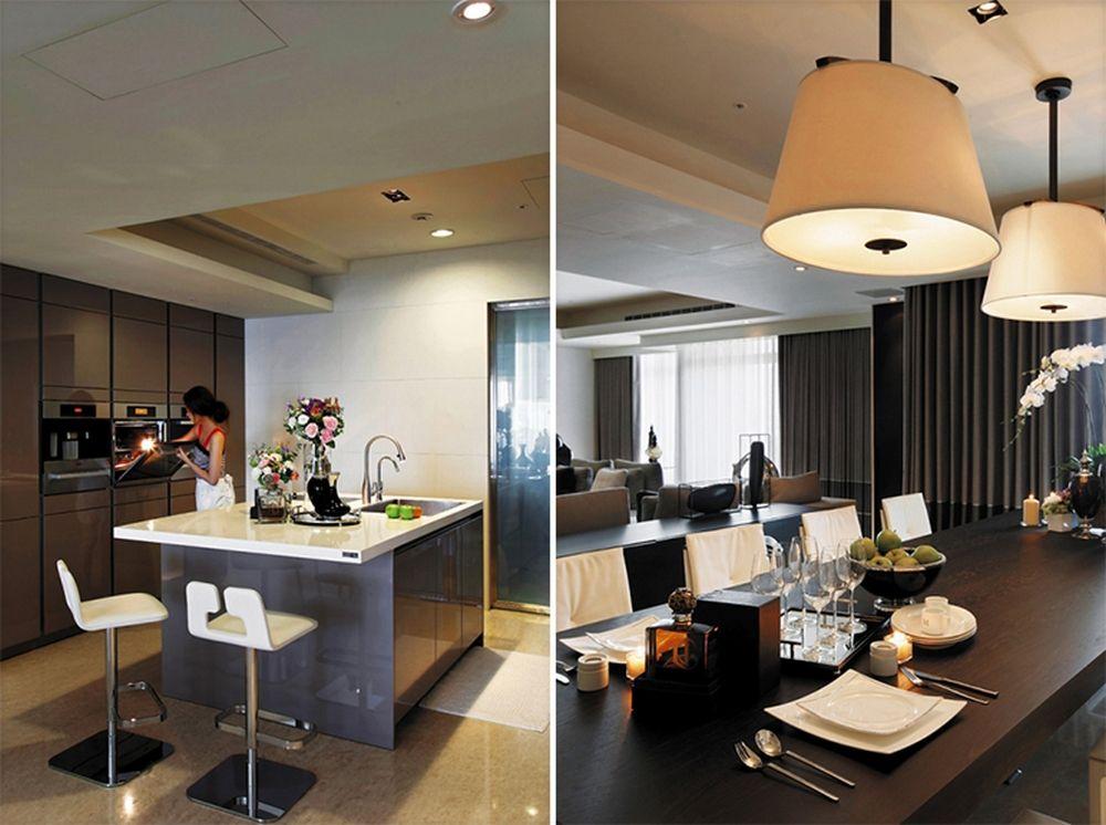 urban style HongKong & Taiwan interior design local interior decorators