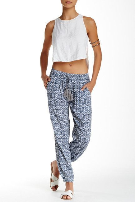 Printed Piper Pant By Tiare Hawaii At Nordstrom Rack Comfortable Stylish Fashion Trends 2017