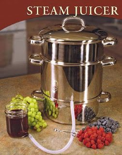 Steam juicer for crab apples Canning in 2019 Steam