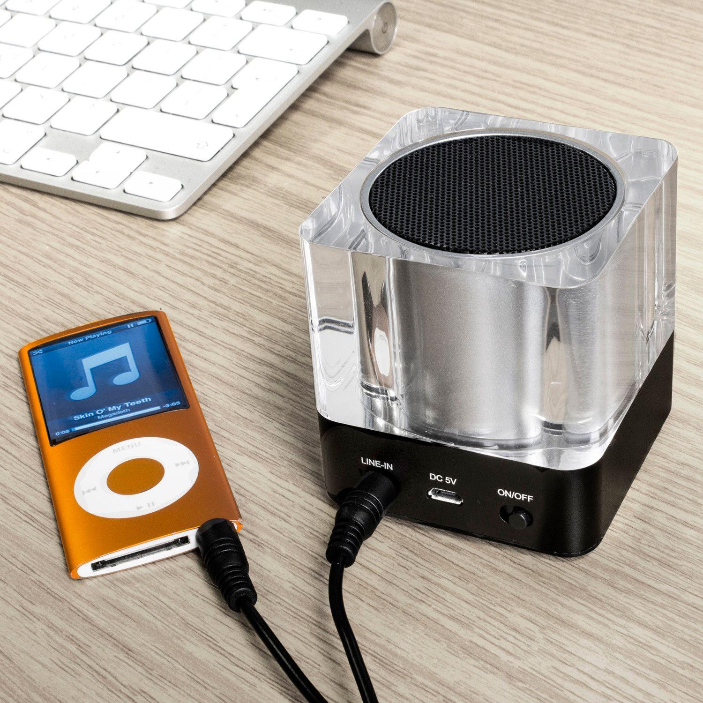 Olixar Lightcube Bluetooth Speaker
