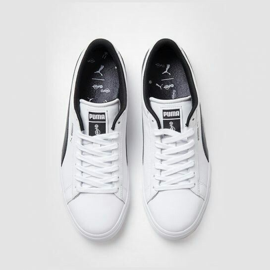 BTS Puma Shoes Made by BTS