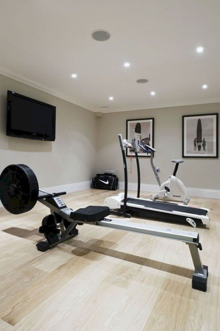 Gym Room At Home, Home Gym Design, Workout Rooms