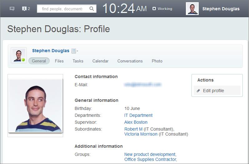 User Profile Page  Google Search  UxUi Ideas    User