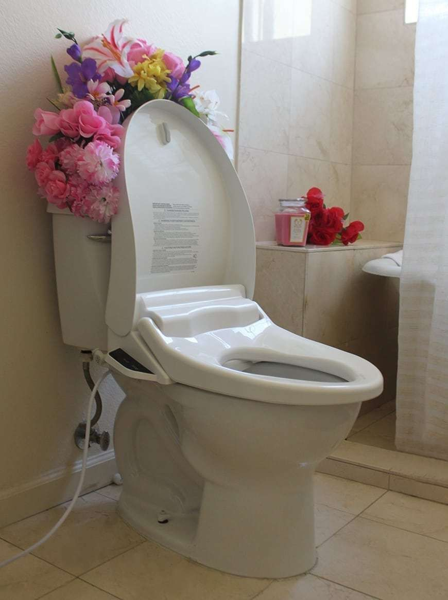 Excellent The Best Heated Toilet Seat With The Cleaning Water Spray Gmtry Best Dining Table And Chair Ideas Images Gmtryco