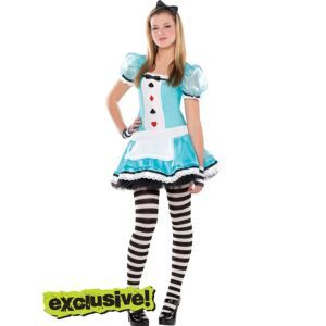 Birthday Theme u0026 Seasonal Party Goods. Costumes For TeensTeen Halloween CostumesAlice ...  sc 1 st  Pinterest & Exclusive Looks - Teen Girls Costumes - Teen Costumes - Halloween ...