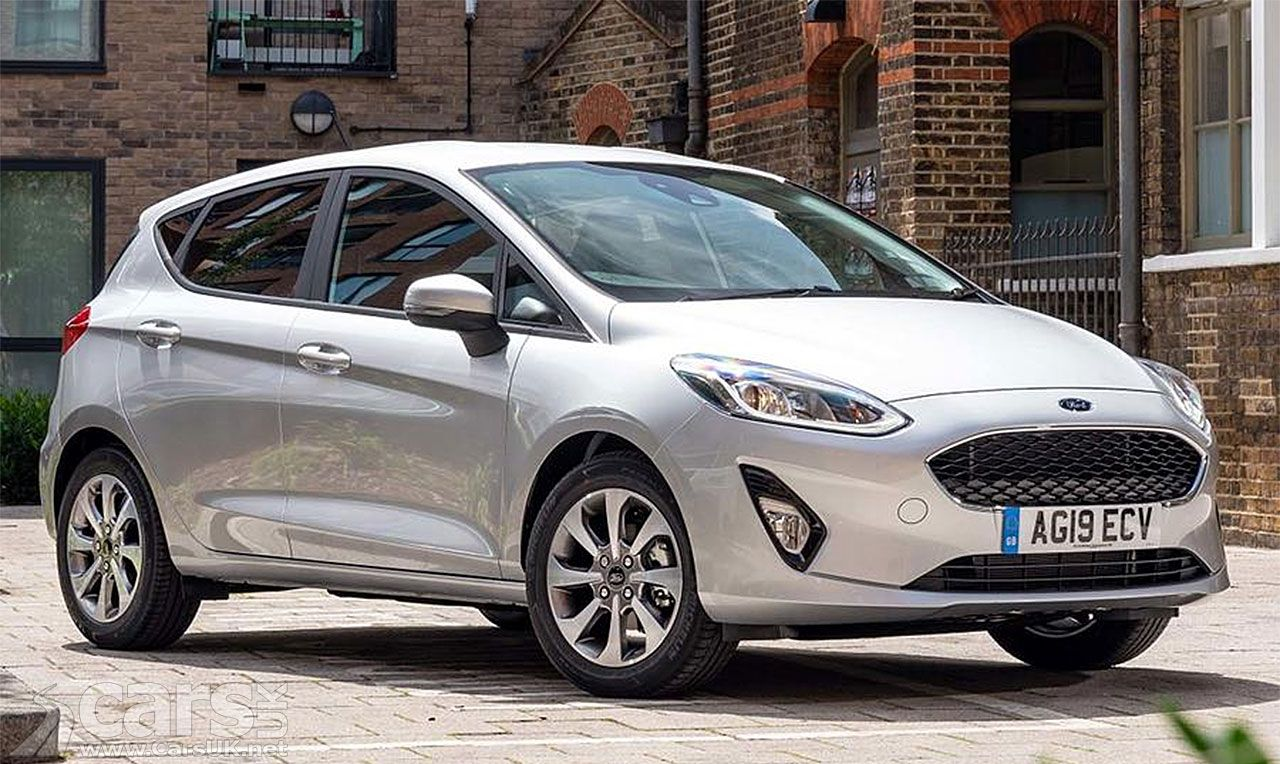 Ford Fiesta Trend The New Cheap Fiesta Cars Uk Cars For