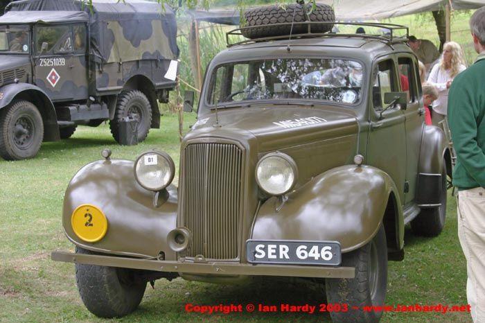 1940 Humber Snipe Mk2 Staff Car Bigbadmilitary80
