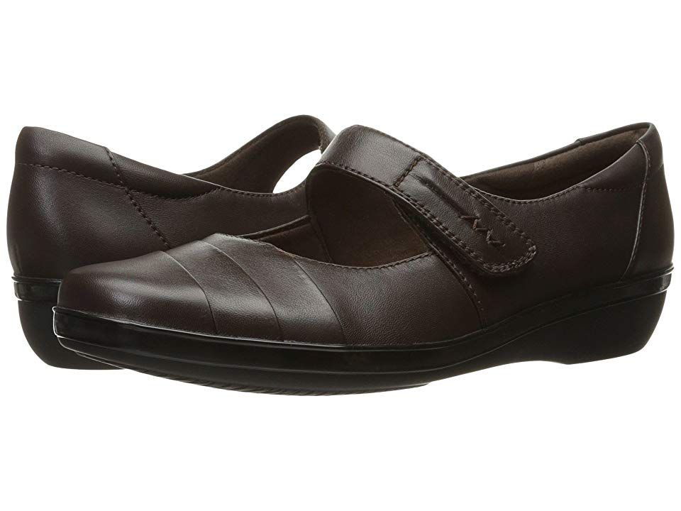 Clarks Everlay Kennon (Brown Leather