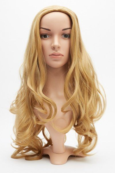 Koko Long Curled Wig - 4 Colours - Just £5