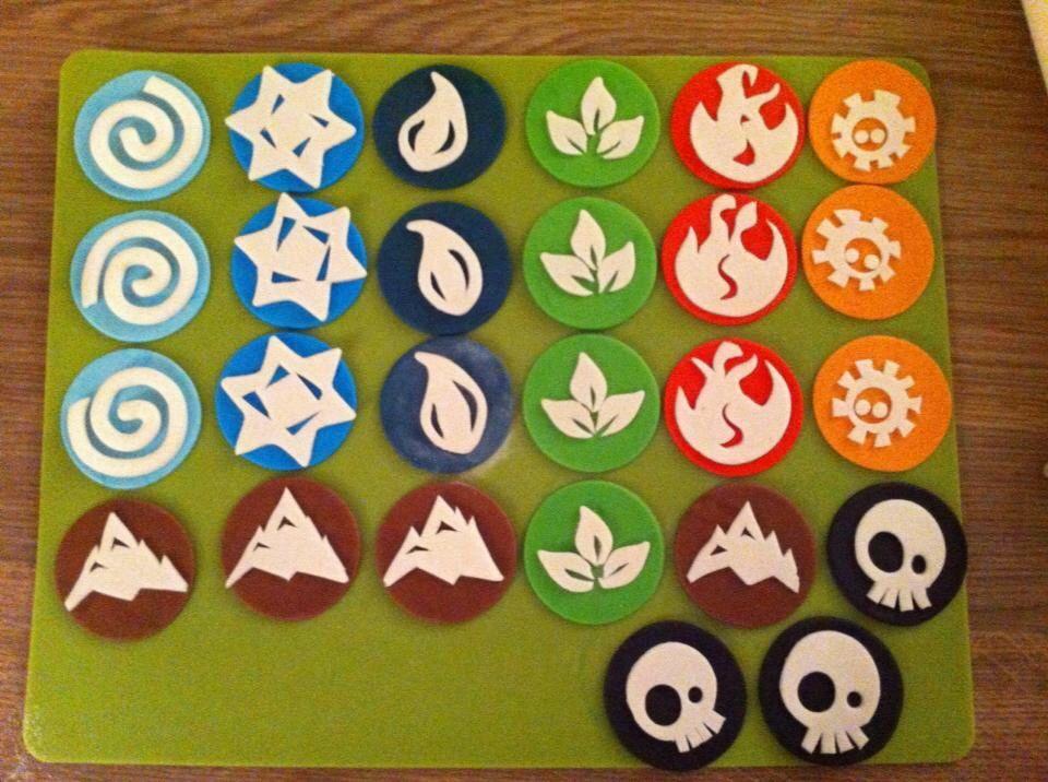 Skylanders cupcake toppers Cupcake Design for Skylander cupcakes