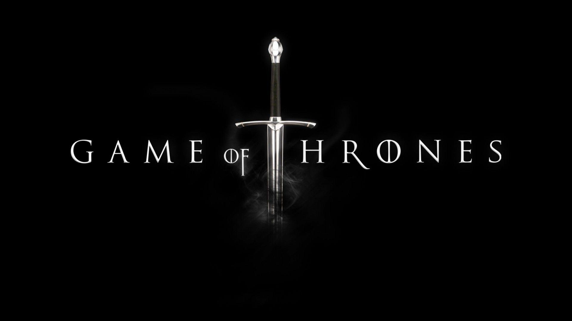 Game Of Thrones Logo Wallpaper