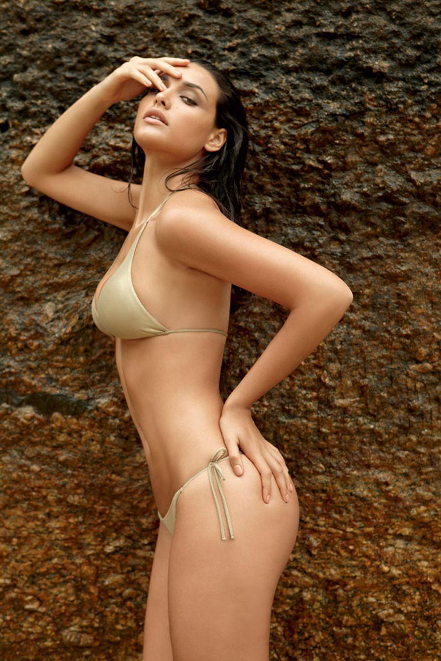 Watch Claudia romani in bikini south beach fl video