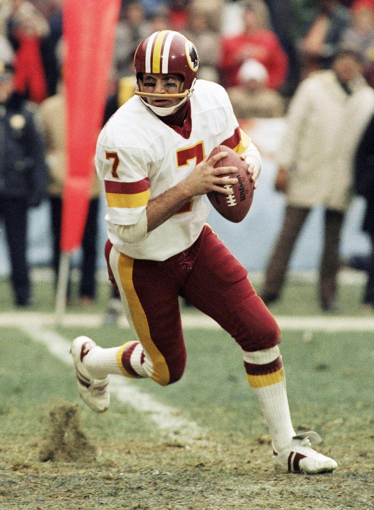 theismann kann helmet flirten bar joe jodel single ich  Cowboys Rate Theismann As Hot-Dog, Showboat - The Washington SPIN.