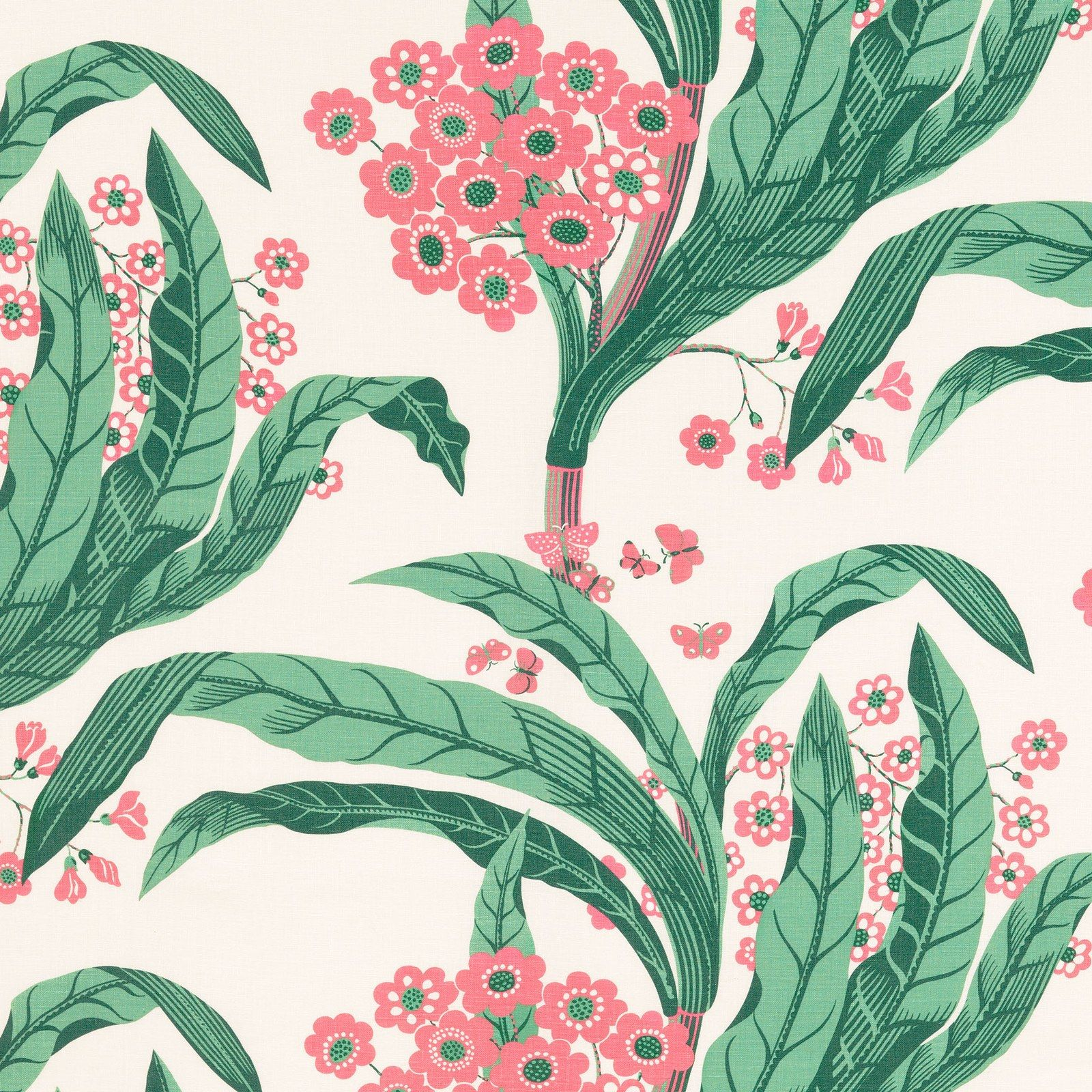 A Look Back at the Fanciful Fabrics of Josef Frank