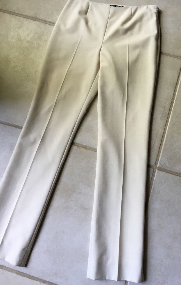 Ivory Dress Pants for Women