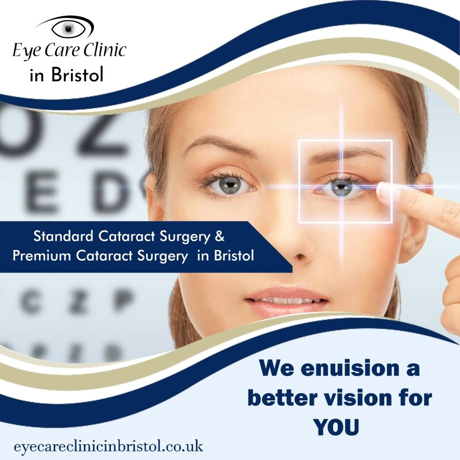 Get the advantage of standard cataract surgery and premium