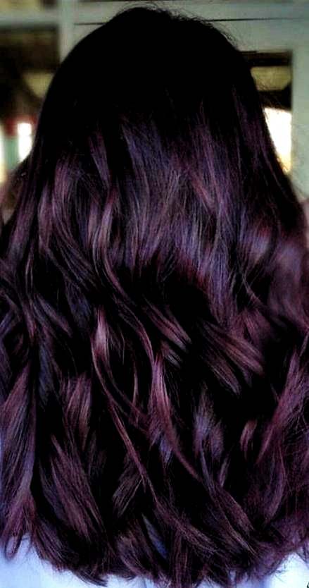 19+ ideas hair color ideas for brunettes balayage rose gold |