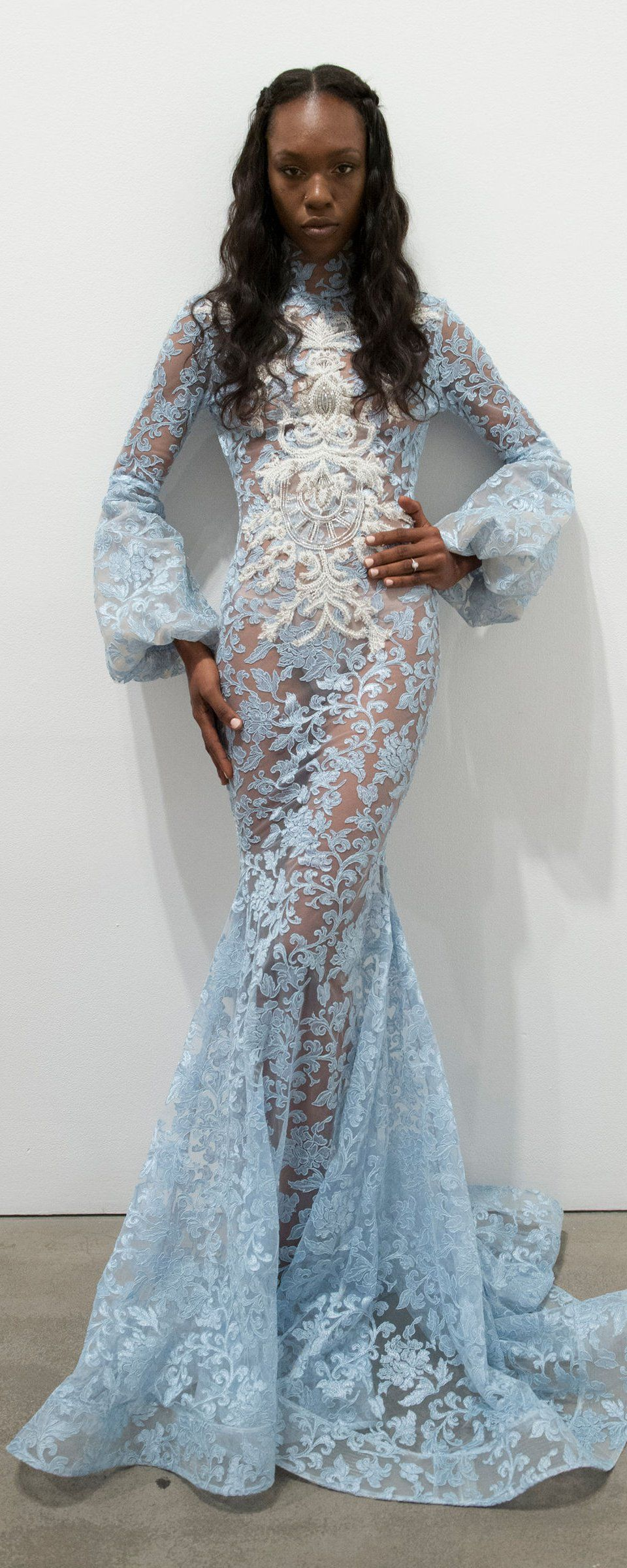 Michael Costello Spring-summer 2018 - Ready-to-Wear - http://www.orientpalms.com/Michael-Costello-6875 - ©ImaxTree