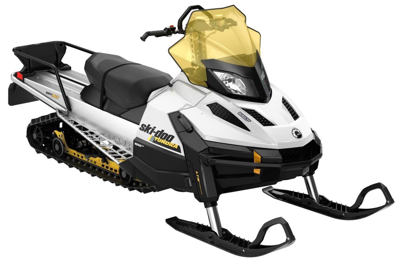 2015 SkiDoo Tundra™ LT Rotax® 550F Snowmobile, Tundra