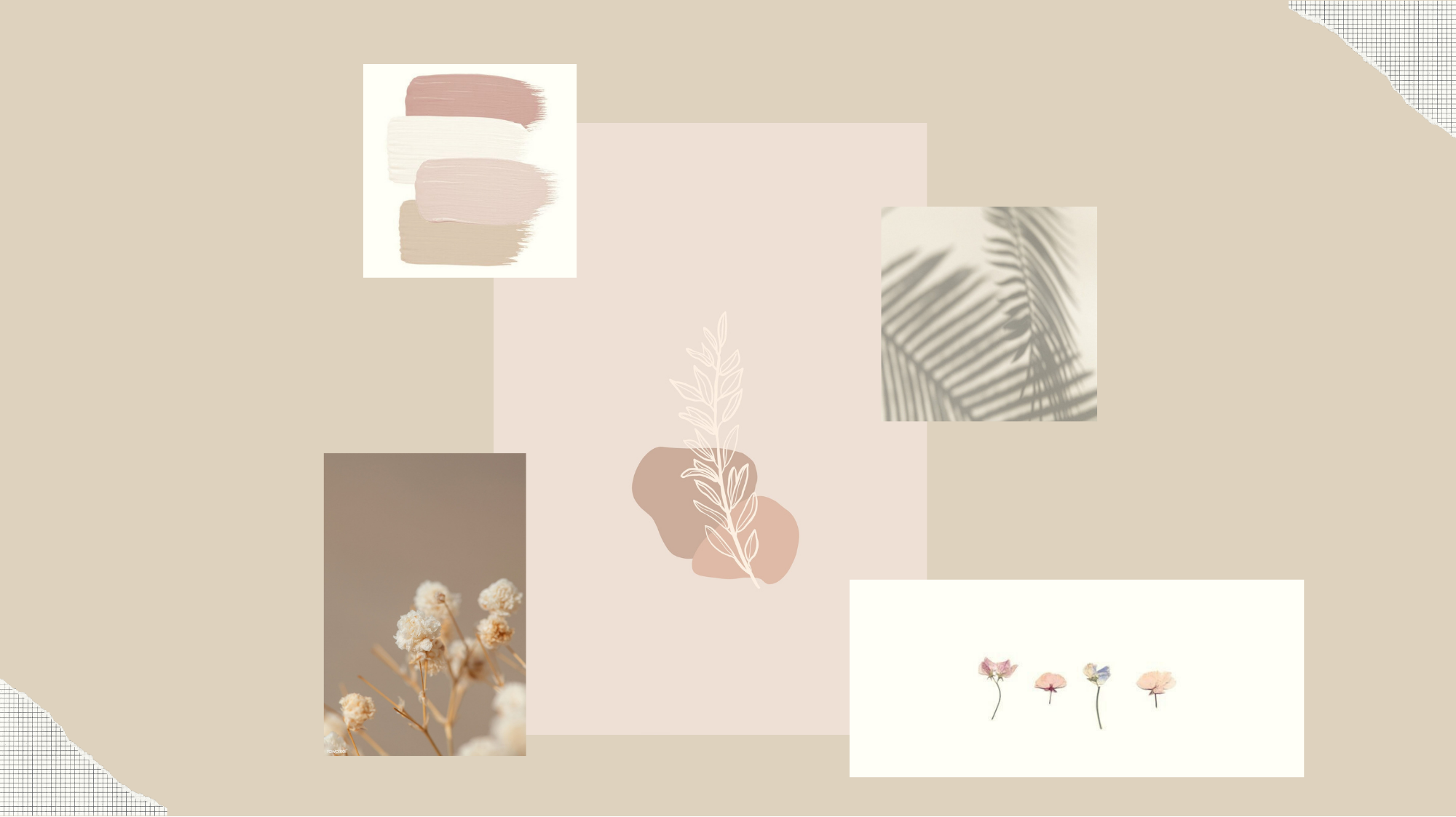 Beige Background Aesthetic Desktop Wallpaper Minimalist Desktop Wallpaper Macbook Wallpaper