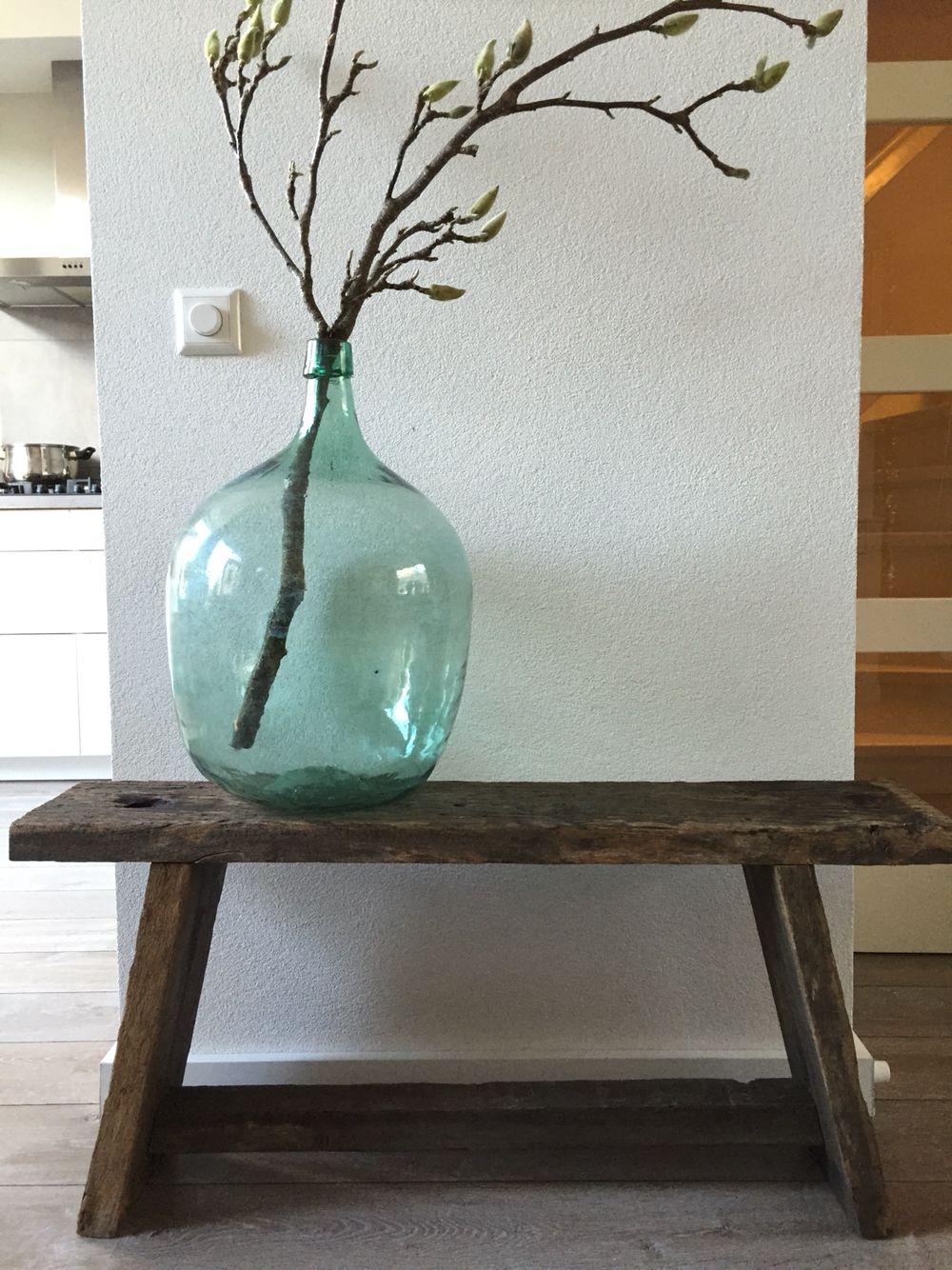 Oud Wagon Houten Bankje Self Made Huis Ideeen Decoratie Voor Het Huis Interieur