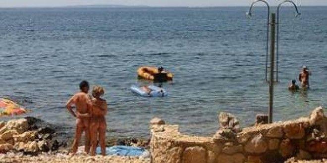 Dubrovnik croatia beach nude